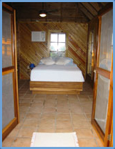 utila honduras vacation paradise cove bedroom